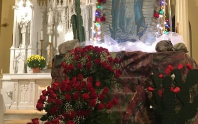 Our Mother of Guadalupe