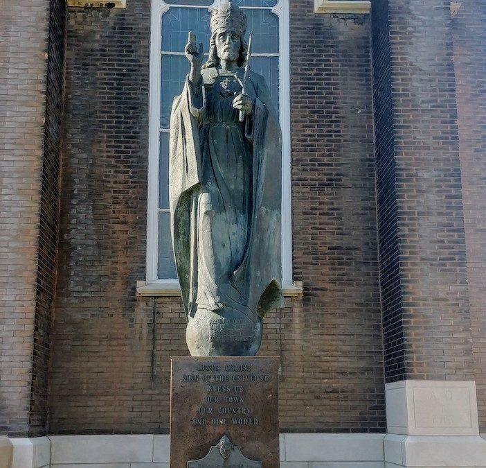 Uroczystosc Chrystusa Krola