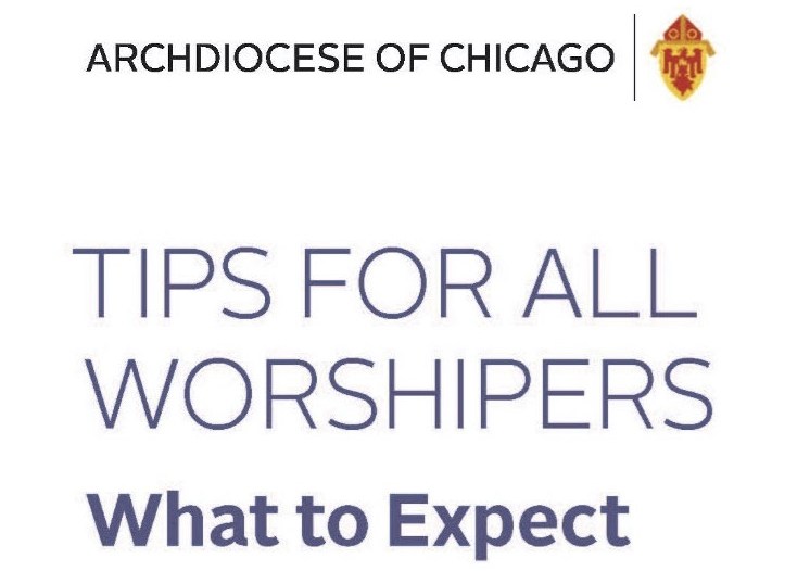 Tips for all worshipers