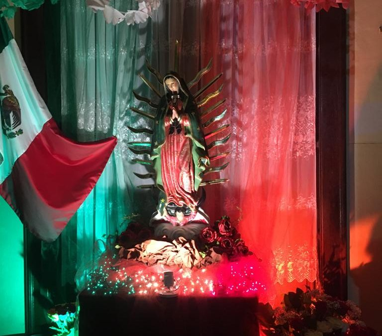 December 12 – Feast of our Lady of Guadalupe