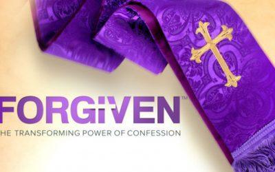 Lenten Confessions