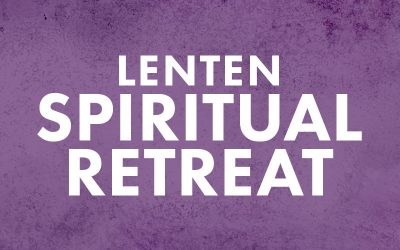 Retreat – Rekolekcje – Retiro