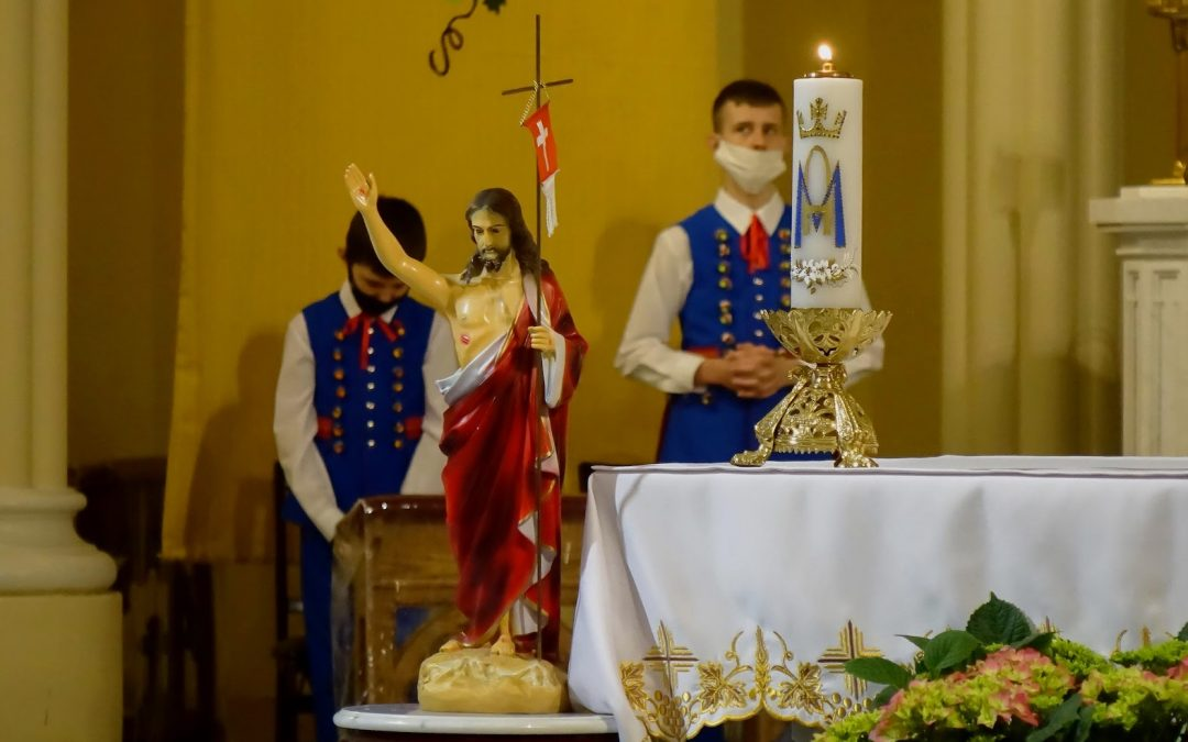 Resurrection Mass