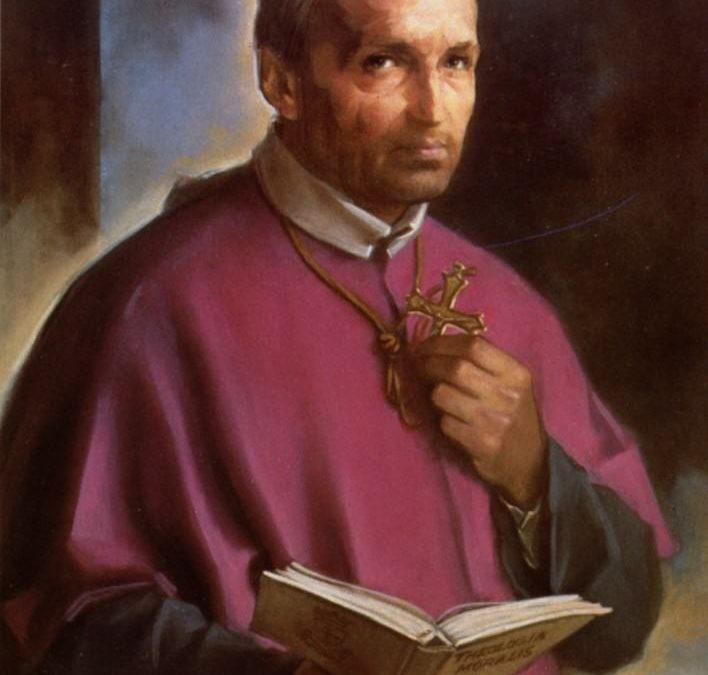 St. Alfons M. de Liguorii