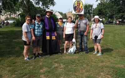 Walking Pilgrimage Chicago, IL – Merrillville, IN