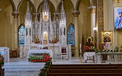 Parish Feast – Saturday