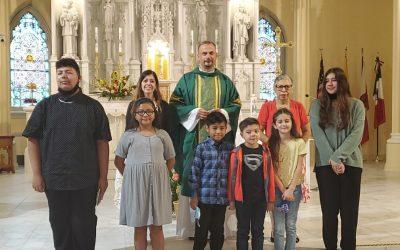First Communion Presentation